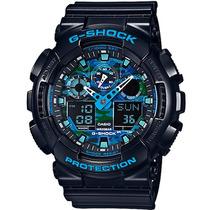 Relógio Casio Masculino G-shock Ga-100cb-1adr