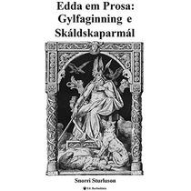 Livro Edda Em Prosa: Gylfaginning E Skáldskaparmál