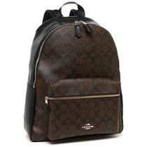 Backpack Mochila Coach Original Coach Y Mk 100% Autentica