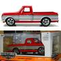 Chevy Cheyenne 1972 Y Chevy 1953 Nuevas Esc. 1:24 Jada Metal