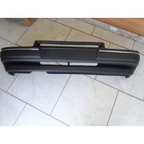 Parachoque Envolvente Dianteiro - Ford Escort 87/92 - Preto