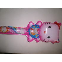 Globo Minnie Kitty Pato Donals Angry Ben 10 Princesas Wini