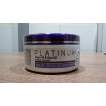 Mascara Botox Platinum Matizadora Plancton - Frete Grátis