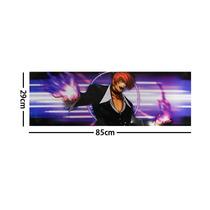 King Of Fighters Kof Poster Largo Plastificado Iori Yagami