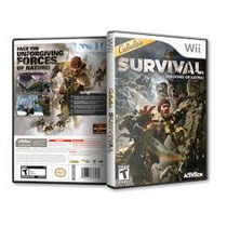 Juego Wii Survival Shadows Of Katmai!