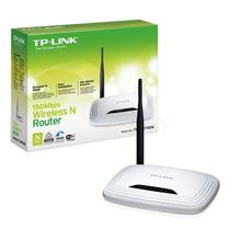 Roteador Tp-link 150mbps Tl-wr740n 4 Portas Lan 1 Porta Wan