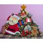 Fieltro Navideño Santa Claus
