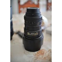 Lente Nikon 17-55 Mm 2.8 Dx Usado
