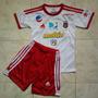 Uniformes Caracas Fc Temporada 2011/2012 Solo Niños Dalero