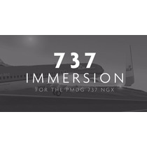 Immersion 737-600/700/800/900(fsx/p3d/fsx-se)