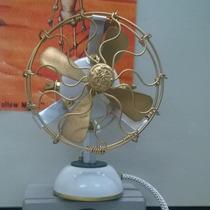 Mini Ventilador General Electric (ge) 1906 Usb (réplica)