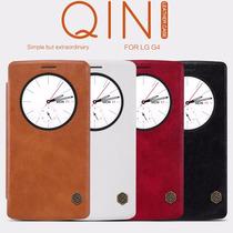 Funda Nillkin Qin Lg G4 Quick Circle Smart La Mejor Piel