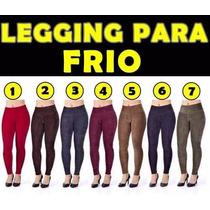 Calça Legging Veludo Confortavel Para Frio 2016 Feminina