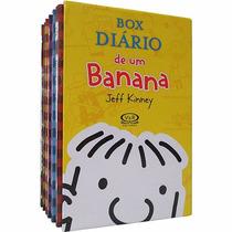 Box Diário De Um Banana (7 Livros) #