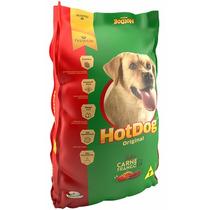 Ração Hot Dog Original Para Cães Adultos 15kg