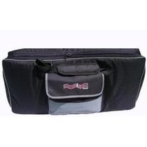 Capa Bag Para Teclado Yamaha Motif Xs6 Modelo Semi-case