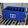 Caixa De Vasilhames De Cerveja 300 Ml Ambev Com 24 Garrafas.