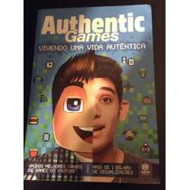 Livro Authentic Games Novo