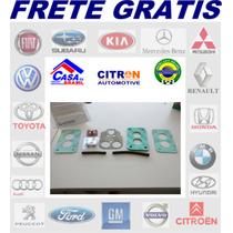 Kit Do Carburador Gol / Corsel Ii C/calço 450 Mini Prog.