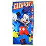 Toalla Micro Fibra Mickey Toy Story Disney Original 150 X 75