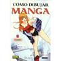 Cómo Dibujar Manga 08. Fondos; Ks Art Envío Gratis