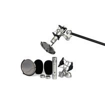 Oferta ! Samson Cl2 Kit De Microfone Condensador