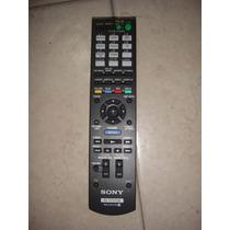 Control Remoto Teatro En Casa Sony Blu-ray Rm-aau116