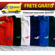 Kit Atacado 10 Camisas Polo Feminina Dudalida Ralph Lauren