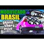 Gta San Andreas Pc Modificado Brasil V3 - Frete Grátis