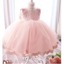 Vestido Infantil Festa Princesa Daminha Casamento Batizado
