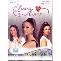 Lazos De Amor Telenovela En Formato Dvd