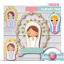 Kit Imprimible Virgencitas 38 Imagenes * Ver Promo *