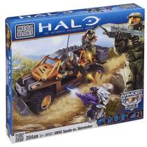 Halo Mega Bloks U N S C - Escaso Ejemplar De Colección
