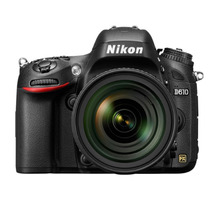Camara Reflex Nikon D610 Kit Lente 24-85mm 24mp Full Hd