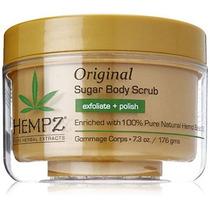 Hempz Original A Base De Plantas Azúcar Exfoliante Corporal
