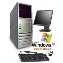 Equipo Hp Dc7100 P4 3.0ht Con 1 Gb Hd80 Lcd 17