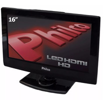 Monitor Philco Led 16 Integrado Hdmi