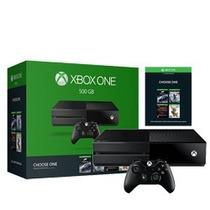 Xbox One 500gb Nuevos!! Paquete Elige Tu Juego