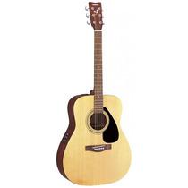 Violão Yamaha Fx310a Ii Nt | Folk | Aço | Eletroacústico