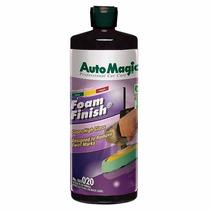 Auto Magic Foam Finish Pulidor Fino Abrillantador