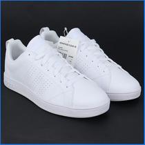 Zapatillas Adidas Advantage Clean Blanco Urbanas 2017 Ndph