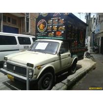 Lada Niva 2121 Mt 1600cc 4x4