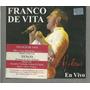 Franco De Vita Mil Y Una Historias 2cd New Original En Stock
