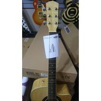 Violão Fender T-bucket 400ce Natural