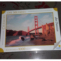 Rompecabezas 1000 Piezas San Francisco Maravillas Del Mundo
