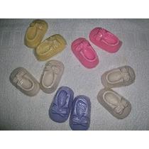 Jabon Zapatitos Nacimiento X 10 Pares