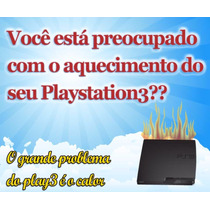 2 Kit Refrigeracao Playstation 3 , Plug And Play De Encaixe