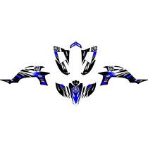 Graficos Calcas Yamaha Yfz Raptor Banshee Warrior Blaster