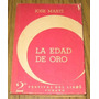 Jose Marti La Edad De Oro Festival Libro Cubano Iliada India
