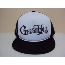 Boné Aba Reta Cypress Hill Trucker Snapback